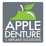 Apple Denture Logo