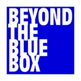 Beyond The Blue Box Logo by Context Marketing Communications