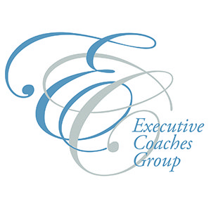 Executive Coaches Group logotype by Context Marketing Communications.