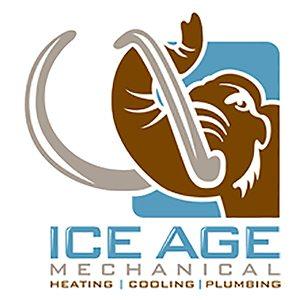 Ice Age Mechanical Logo