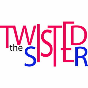 Twisted Sister logotype by Context Marketing Communications.