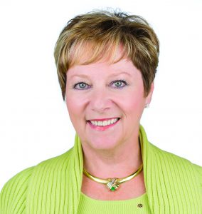 Beth Selby, Rotary District 7070, District Governor 2019 - 2020