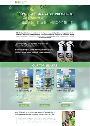 A link to BCM Chem Products website by Context Marketing Communications